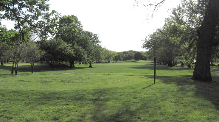 The Jackson Park Golf Course