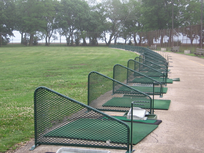 The Jackson Park Driving Range